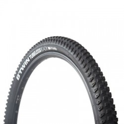 Pneu B'TWIN VTT ALL TERRAIN 7 26x2.10 Tubeless Ready Souple