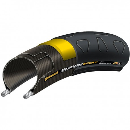 Pneu CONTINENTAL SUPER SPORT PLUS 700x25 Rigide