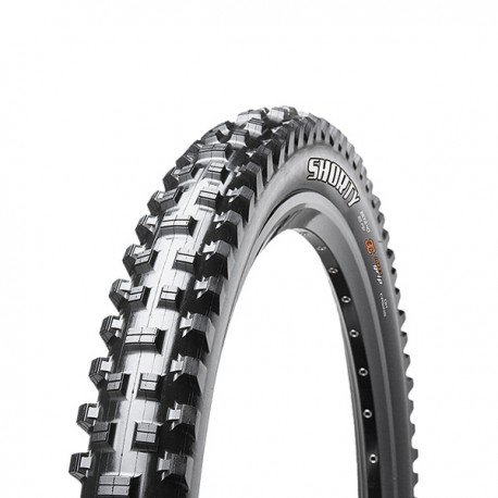 Pneu MAXXIS SHORTY 26x2.30 Souple 3C Tubeless Ready Exo Protection
