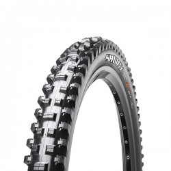 Pneu MAXXIS SHORTY 27.5x2.40 Rigide Super Tacky