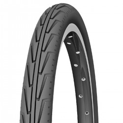 Pneu MICHELIN CITY J 20x1.75 Noir