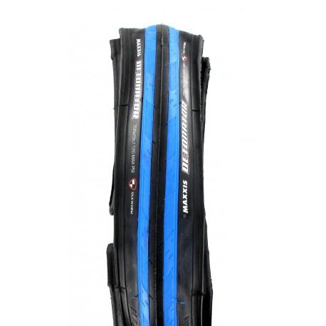 Pneu MAXXIS DETONATOR 700x23 Bleu