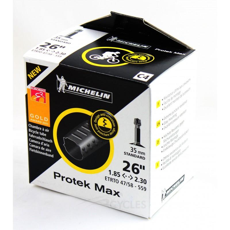 chambre air michelin protek max c4 presta 40mm labo. Black Bedroom Furniture Sets. Home Design Ideas