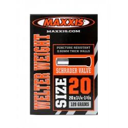 Chambre à air MAXXIS ULTRALIGHT 20x1.90/2.125 Schrader