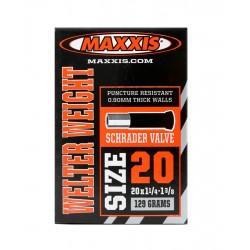 Chambre à air MAXXIS ULTRALIGHT 20x1.50/1.75 Schrader