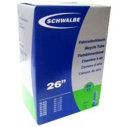 Chambre à air SCHWALBE SV13 26x1.50/2.50 Presta 40mm