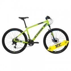 VTT ROCKRIDER 520 Jaune 27.5'