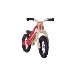 Draisienne REBEL KIDZ BASIC Retro Racer 12'' Rouge
