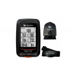 Compteur GPS Bryton Rider 310 T HRM + CAD
