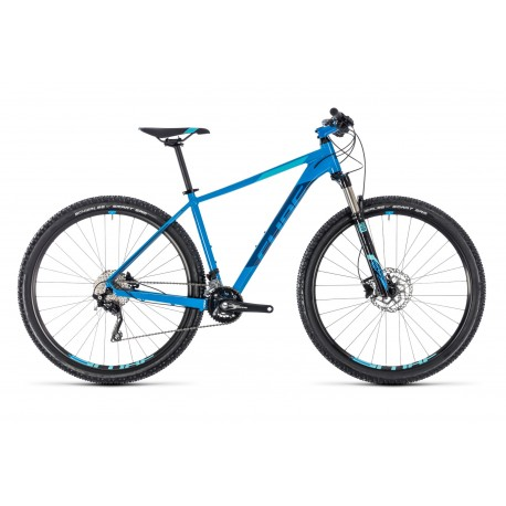 VTT CUBE Attention SL 29'' 2018