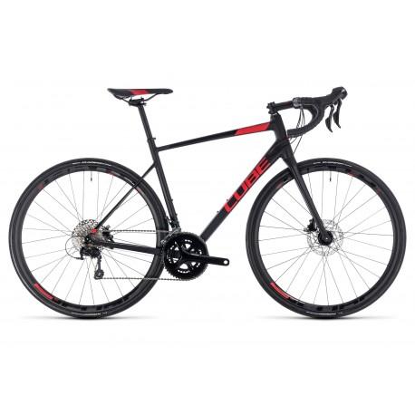 Vélo de Route CUBE Attain SL Disc 2018
