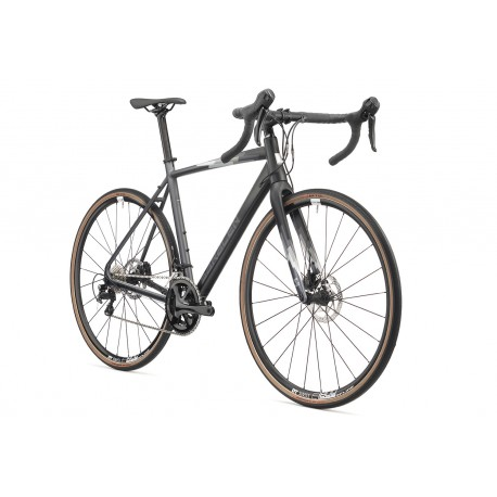 Vélo de Gravel SARACEN Hack in Black 2018