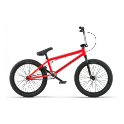BMX Freestyle WETHEPEOPLE Nova 20'' Rouge 2018