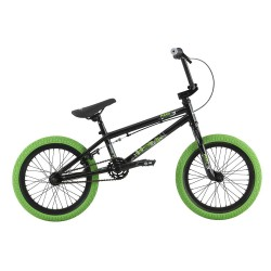 BMX Freestyle HARO Downtown 16'' Noir