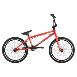 BMX Freestyle HARO Downtown DLX 20.3'' Rouge