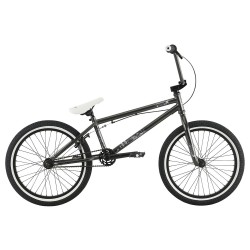 BMX Freestyle HARO Downtown DLX 20.3'' Gris
