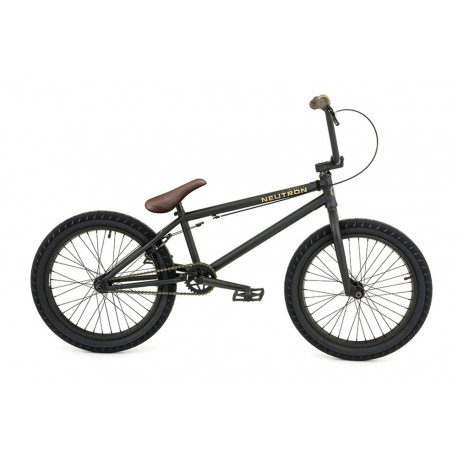 BMX Freestyle FLYBIKES Neutron RHD 20.75'' Flat Black