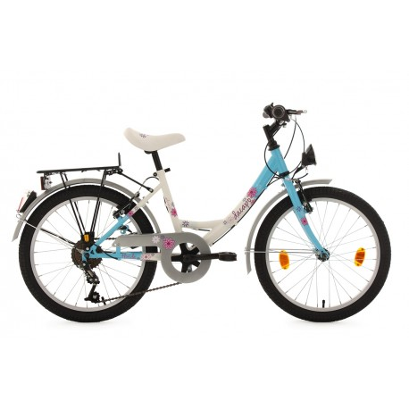 Vélo enfant KS CYCLING Dacapo 20'' Florida