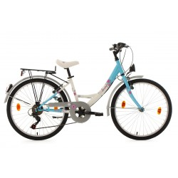 Vélo enfant KS CYCLING Dacapo 24'' Florida