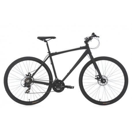 Vélo de Ville KS CYCLING 28'' Urban-Bike UBN77 noir cadre alu