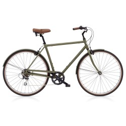 Vélo de Ville ELECTRA LOFT 7D Marron Kaki 2018