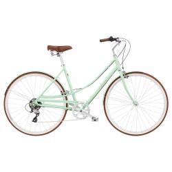 Vélo de Ville ELECTRA LOFT 7D Vert Marron 2018