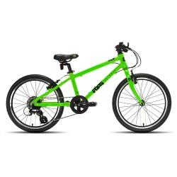 VTT Enfant FROG BIKES 55 20'' 8 Vitesses Vert