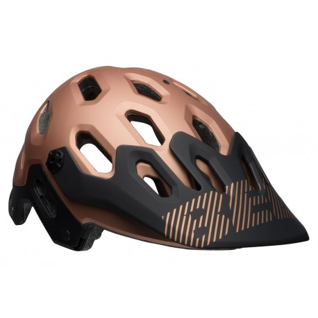 Casque BELL Super 3 Noir/Copper