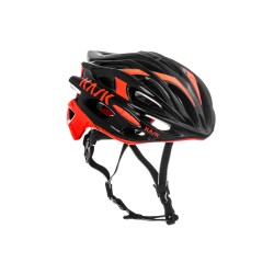 Casque KASK MOJITO Noir/Orange
