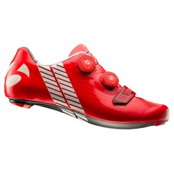 Chaussures BONTRAGER xxx Rouge