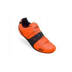 Chaussures Giro Prolight SLX II Orange Fluo Noir