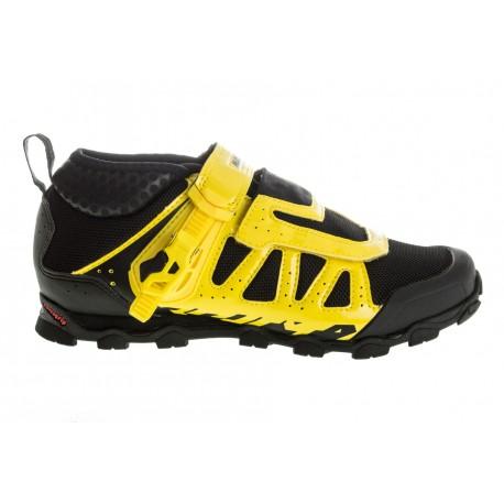 Chaussures MAVIC Crossmax XL PRO Jaune/Noir