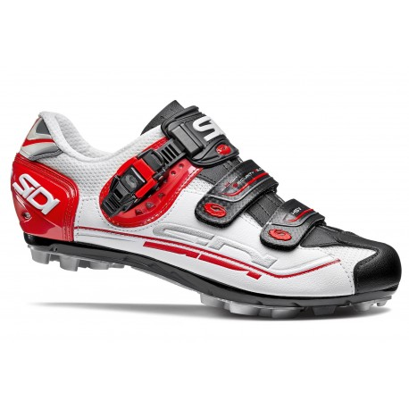 Chaussures SIDI Eagle 7 Blanc/Noir/Rouge