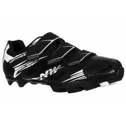 Chaussures NORTHWAVE Scorpius 2 Noir/Blanc