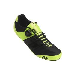 Chaussures GIRO Sentrie Techlace Jaune Noir