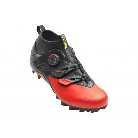 Chaussures MAVIC Crossmax Elite CM Noir/Rouge