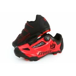 Chaussures MSC Aero XC Rouge