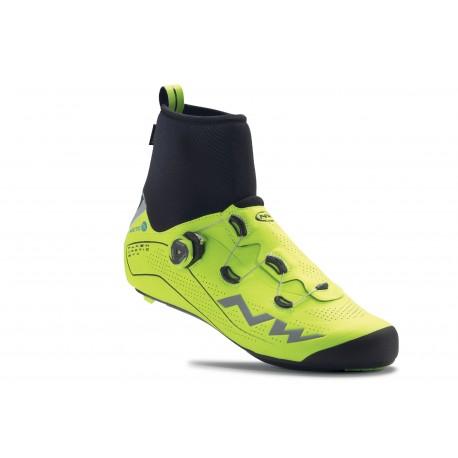 Chaussures NORTHWAVE Flash Arctic GTX Jaune Fluo
