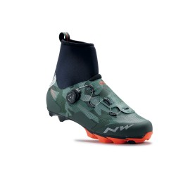 Chaussures NORTHWAVE Raptor GTX Camo Orange