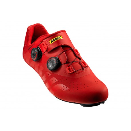 Chaussures MAVIC Cosmic Pro Rouge