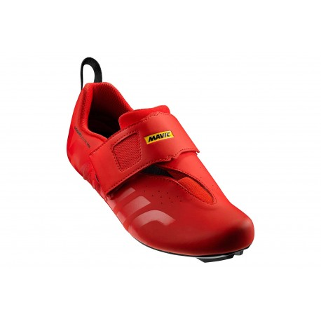Chaussures MAVIC Cosmic Elite Tri Rouge