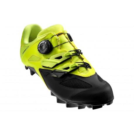 Chaussures MAVIC Crossmax Elite Jaune Fluo/Noir