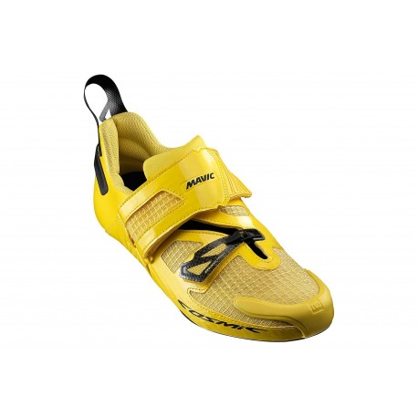 Chaussures MAVIC Cosmic Ultimate Tri Jaune