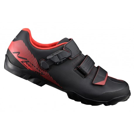 Chaussures SHIMANO Mountain Enduro ME3 Noir/Rouge