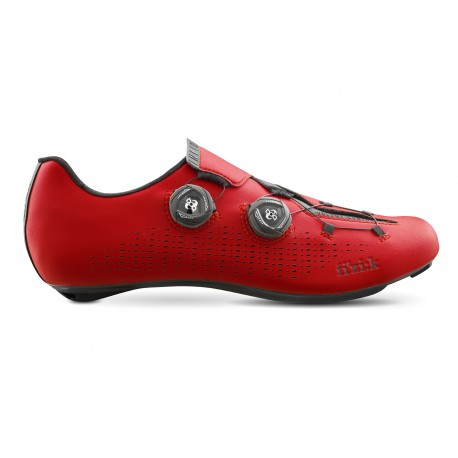 Chaussures FIZIK Infinito R1 Rouge Noir