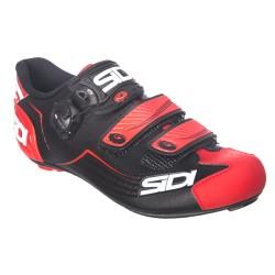 Chaussures SIDI Alba Noir/Rouge 2018