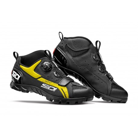 Chaussures SIDI Defender Noir/Jaune