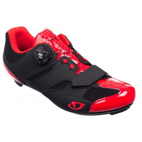 Chaussures GIRO Savix Noir/Rouge 2017