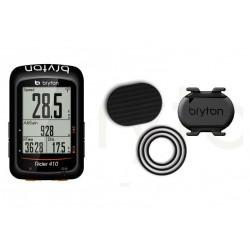 Compteur GPS Bryton Rider 410C + Capteur de Cadence