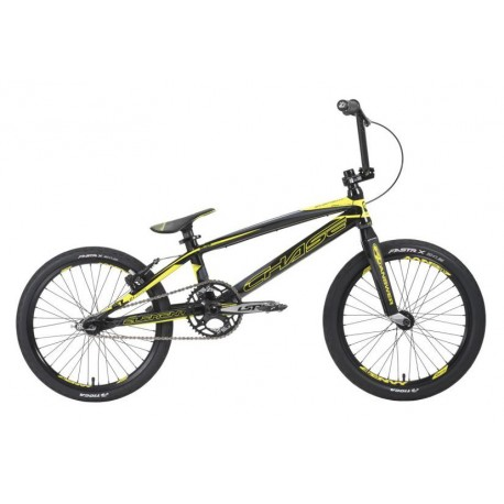BMX Race CHASE Element Pro XL Noir/Jaune 2019